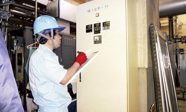 空調設備管理業務